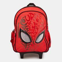 TRUCARE Kids' Marvel Spiderman Trolley Bag