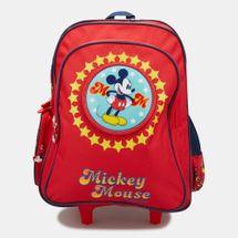 TRUCARE Kids' Disney Mickey Mouse Trolley Bag