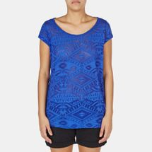 Rip Curl Tribal Myth Burnout T-Shirt, 183069