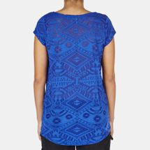 Rip Curl Tribal Myth Burnout T-Shirt, 183071
