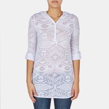 Rip Curl Tribal Myth Hooded T-Shirt, 183094
