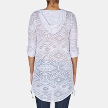 Rip Curl Tribal Myth Hooded T-Shirt, 183095