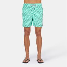 Tom & Teddy Waves Swim Short, 327845
