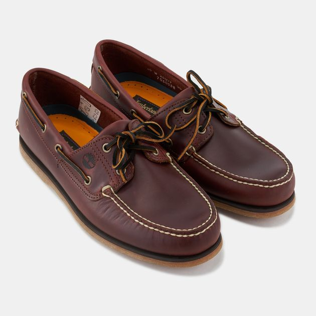 super popular cea6b c1659 Timberland Classic 2-Eye Boat Shoe