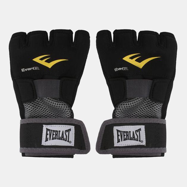 Everlast EverGel™ Large Hand Wrap Gloves - Black