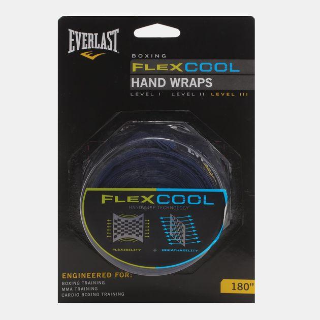Everlast FlexCool™ Handwraps - Blue