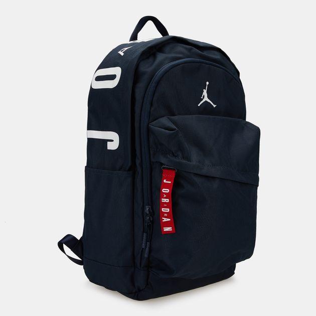 9abb41a4aa Jordan Kids  Air Patrol Backpack (Older Kids) - Blue