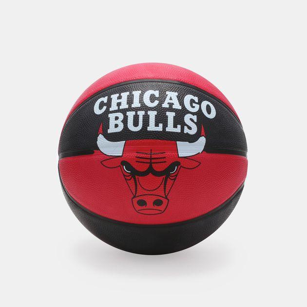 Spalding NBA Chicago Bulls Team Bull Basketball - Red