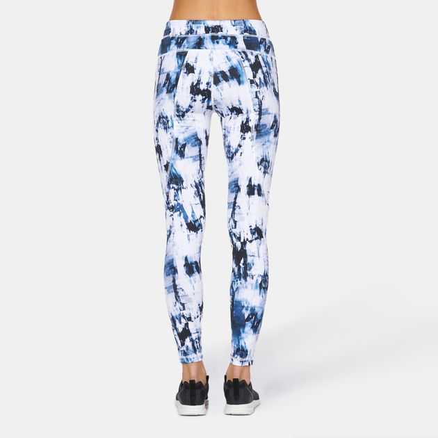323d736e38 Shop Blue Varley Pacific Python Compression Leggings for Womens by ...