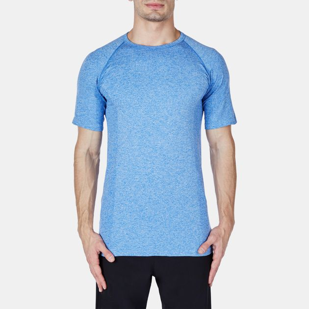 Human Performance Engineering Cross Seamless X T-Shirt