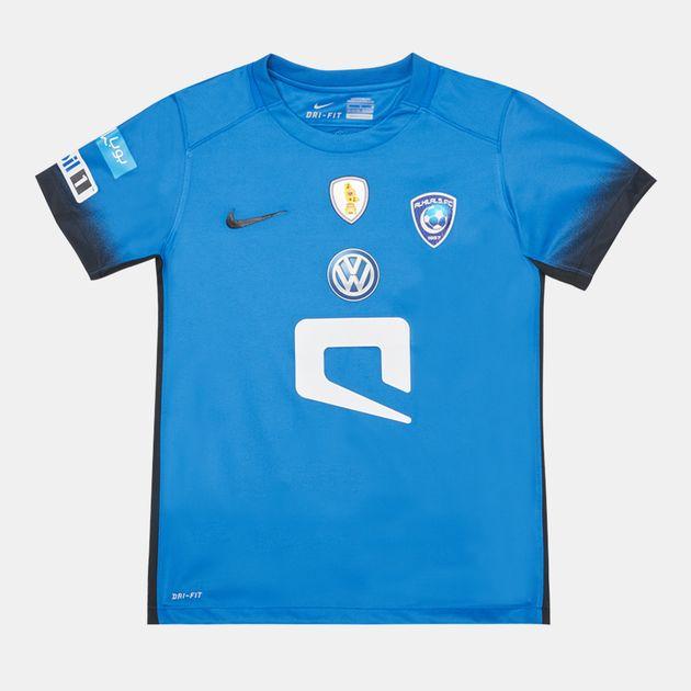 Nike Kids' Al Hilal Home Jersey