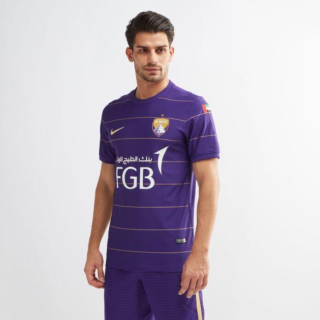 54cb3338dd1 Nike Al Ain Home Football Jersey   Jerseys   Tops   Clothing   Men's ...