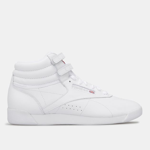 4f9f06793d18f Reebok Women s Freestyle High-Top Shoe