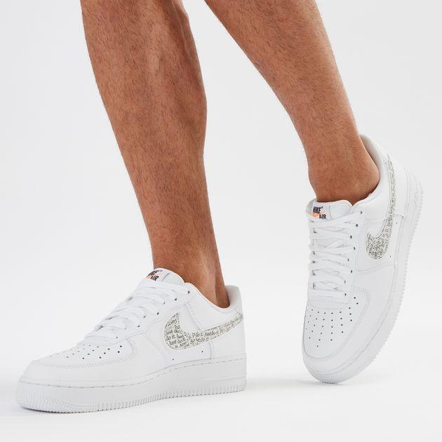 Nike Air Force 1 '07 LV8 JDI Leather Shoe
