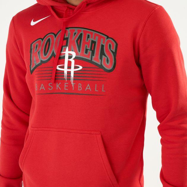 a3955c730c6 Nike Men's NBA Houston Rockets Hoodie | Hoodies | Hoodies and ...