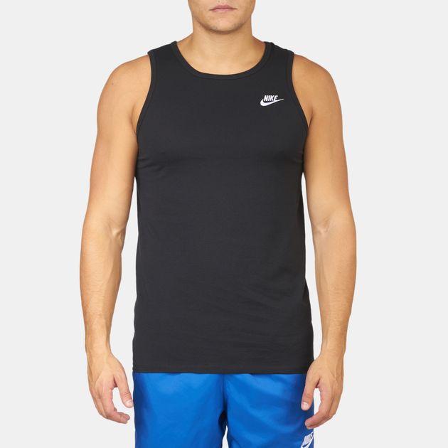 Nike Futura Embroidered Tank Top