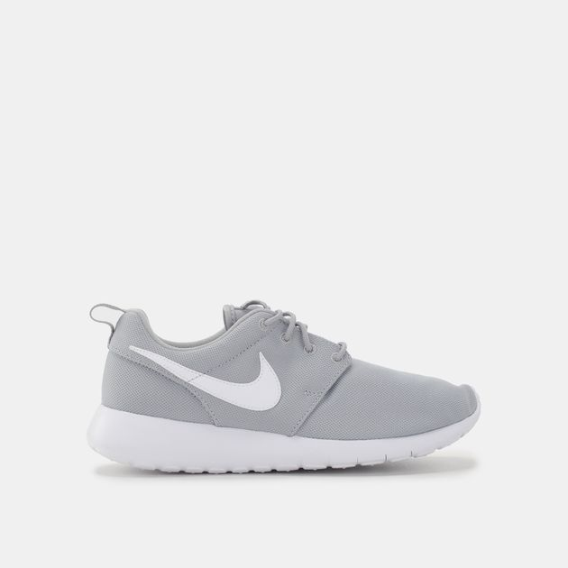 fcde3d1201edc Shop Grey Nike Roshe One (Grade School) Shoe for Kids by Nike