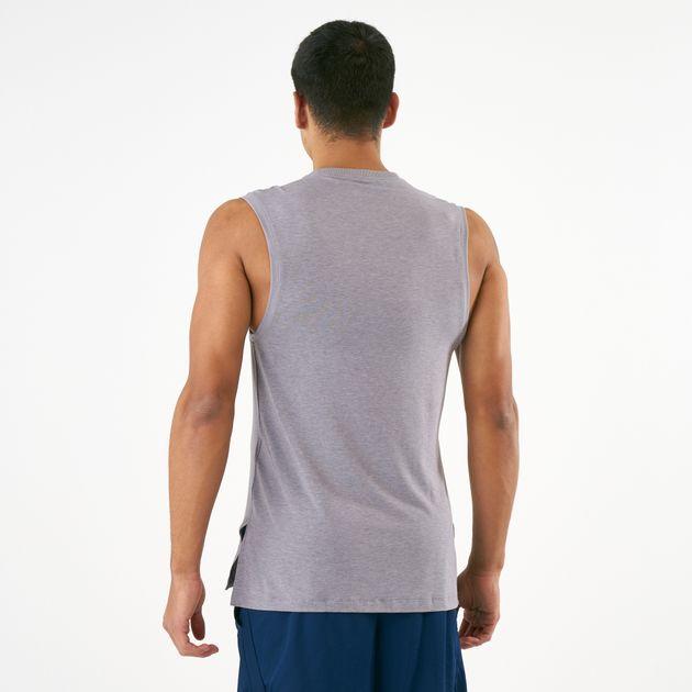 07a4e15baa137 Nike Men s Dri-FIT Yoga Training Tank Top