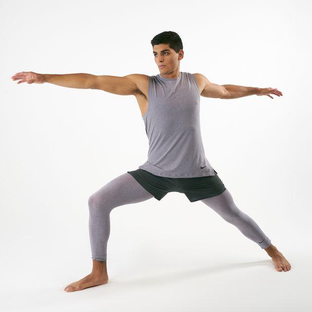 cd1ee5fcfb Nike Men's Dri-FIT Yoga Training Tank Top | Tank Tops | Tops ...