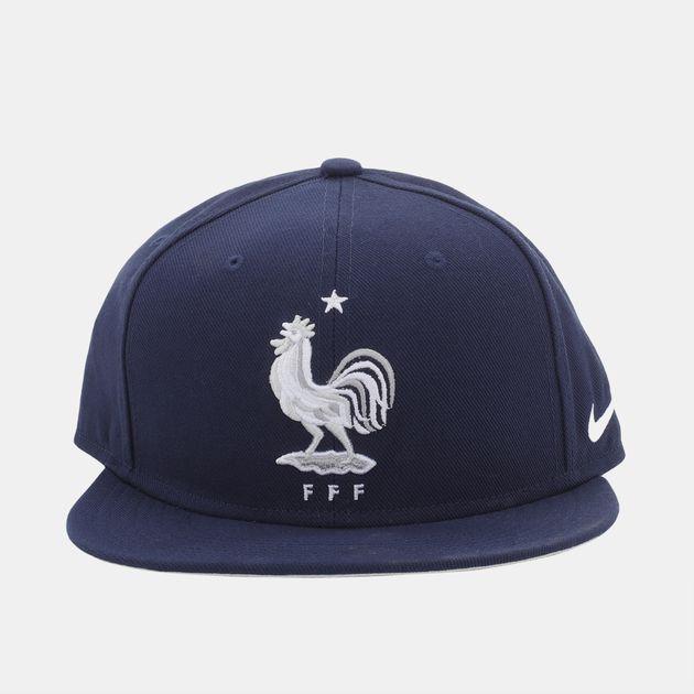 Nike Fédération Française de Football Core Cap - Blue
