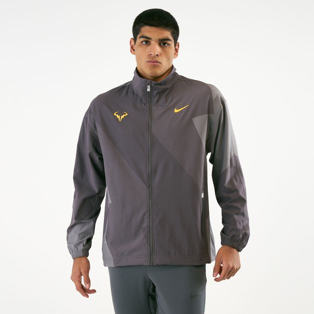 Nike Men S Rafael Nadal Tennis Jacket Jackets Clothing Men S Sale Sale Sss