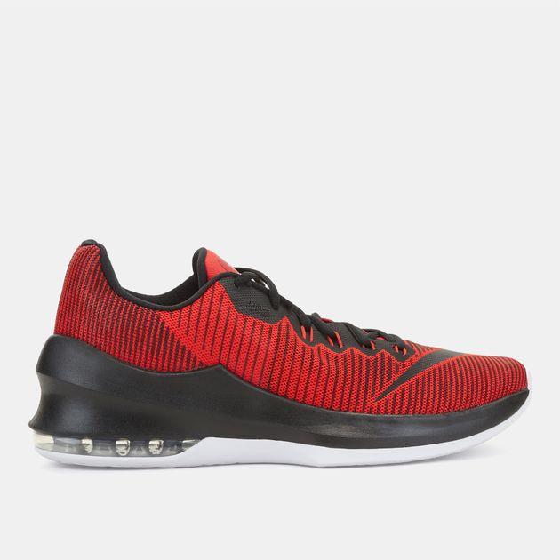 Nike Air Max Infuriate 2 Low Basketball Shoe Nike908975 600