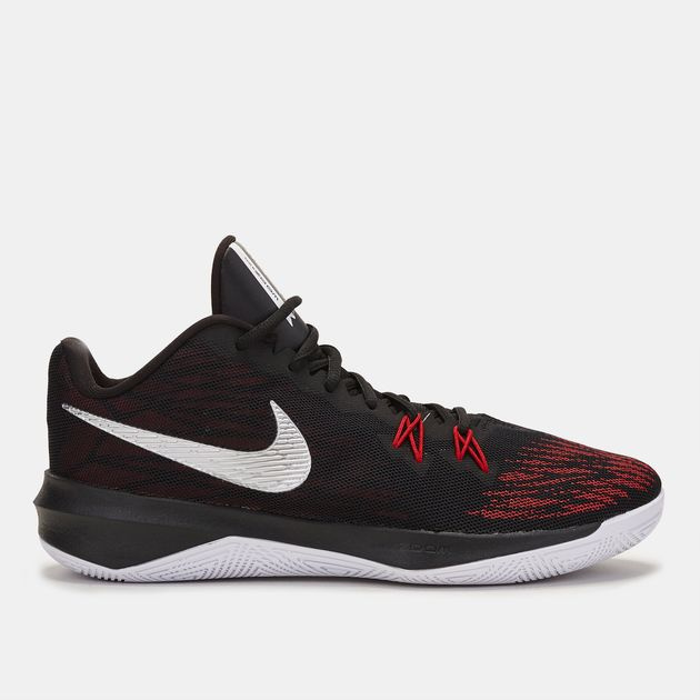576493c5a0afd Shop Black Nike Zoom Evidence 2 Basketball Shoe for Mens by Nike - 1 ...