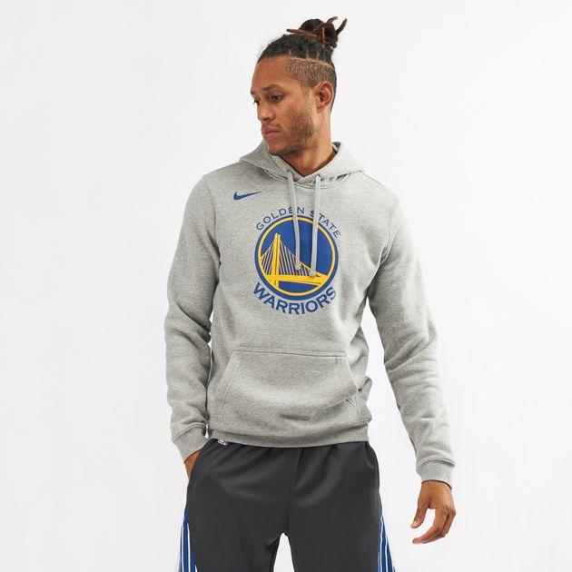 b0b208205 Nike NBA Golden State Warriors Essential Logo Hoodie