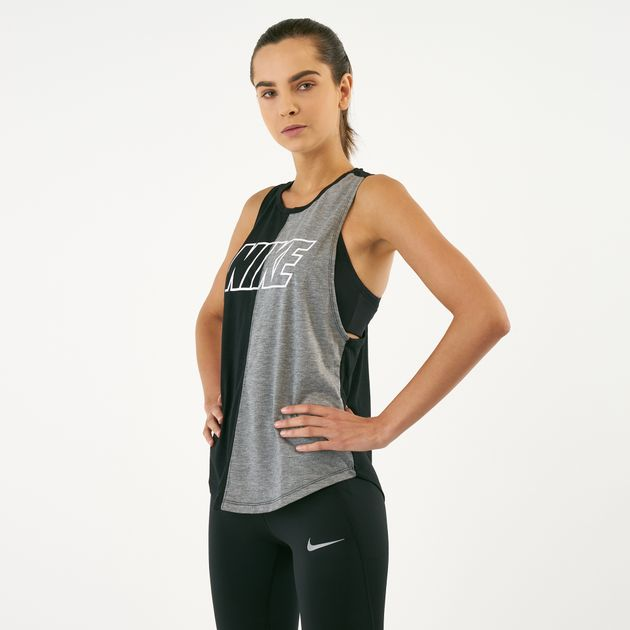 3e07230a8f344 Nike Women s Miler Running Tank Top