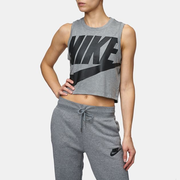 f3c5a49c159 Nike Sportswear Essential Tank Top | Tank Tops | Tops | Clothing ...