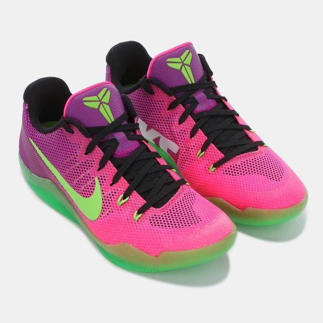 9cef70b9d62 Shop Pink Nike Kobe XI Basketball Shoe for Mens by Nike | SSS