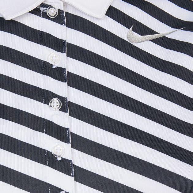 002b1d30 Nike Golf Precision Print Sleeveless Polo T-Shirt | Polo Shirts ...