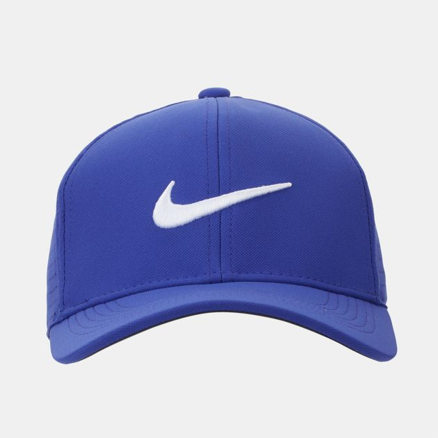 5f899aa534d23 Shop Purple Nike Golf Classic 99 Fitted Cap for Unisex by Nike Golf ...