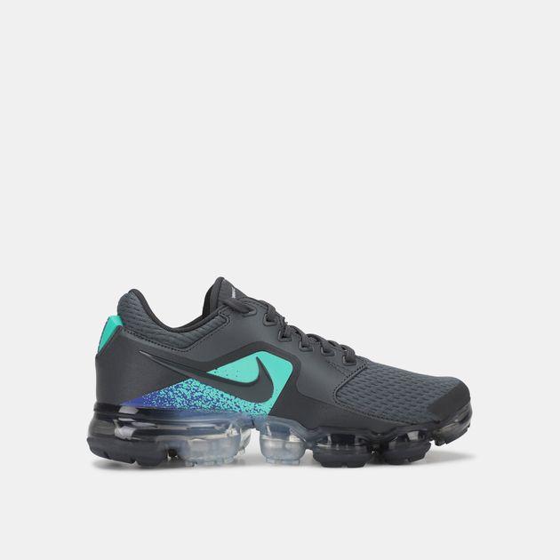 7f619d57b34 Shop Grey Nike Kids  Air VaporMax Shoe (Grade School)