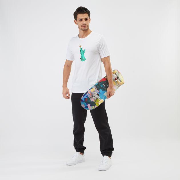 Modernize defect Unravel  Nike SB Dry Pizza Liberty T-Shirt | T-Shirts | Tops | Clothing | Mens | SSS