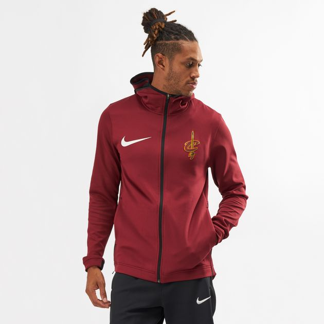 Nike NBA Cleveland Cavaliers Therma Flex Showtime Hoodie