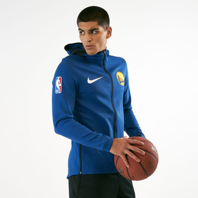 cdf90349cddd6a Nike Men's NBA Golden State Warriors Therma Flex Showtime Hoodie, 1545303