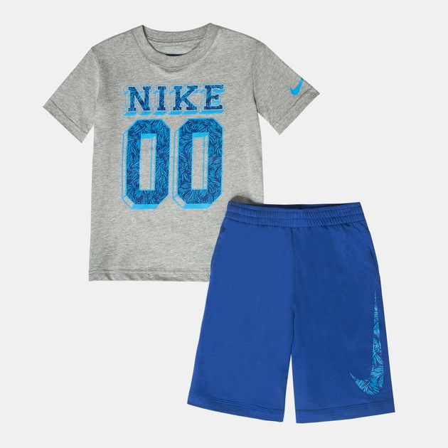 Nike Kids' T-Shirt & Shorts Set