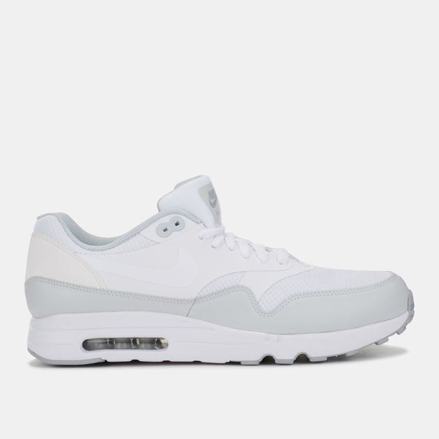 f5f2907772cb5 Shop White Nike Air Max 1 Ultra 2.0 Essential Shoe for Mens by Nike ...
