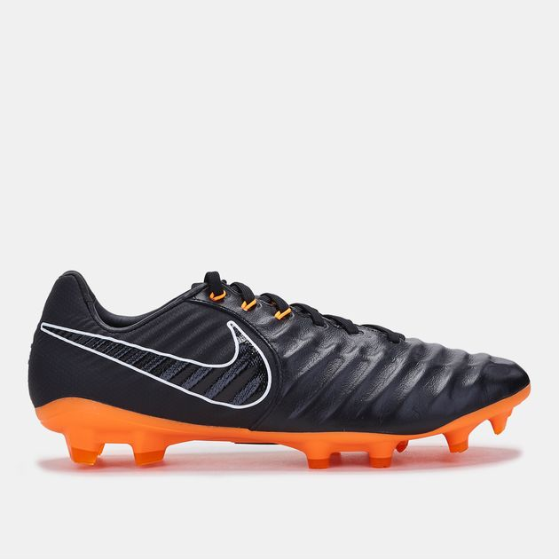 Shop Black Nike Tiempo Legend 7 Pro Firm Ground Football Shoe for ... 3bed0e6fa1
