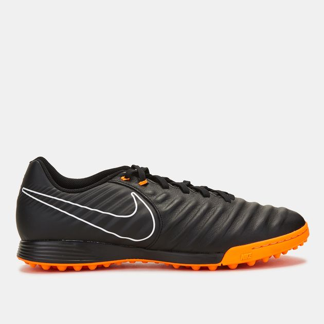 newest 51a4c e70be Shop Black Nike TiempoX Legend VII Academy Turf Ground ...