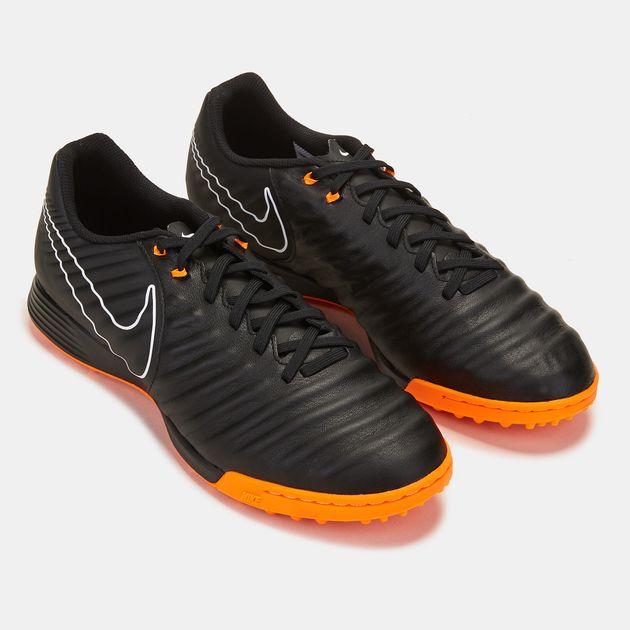 190a0af62 Shop Black Nike TiempoX Legend VII Academy Turf Ground Football Boot ...