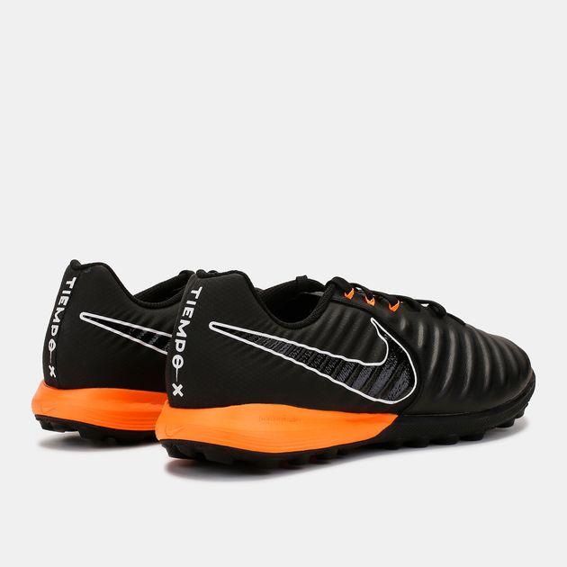 buy popular 32f73 64ffb Shop Black Nike Tiempo Lunar LegendX 7 Pro Turf Football ...