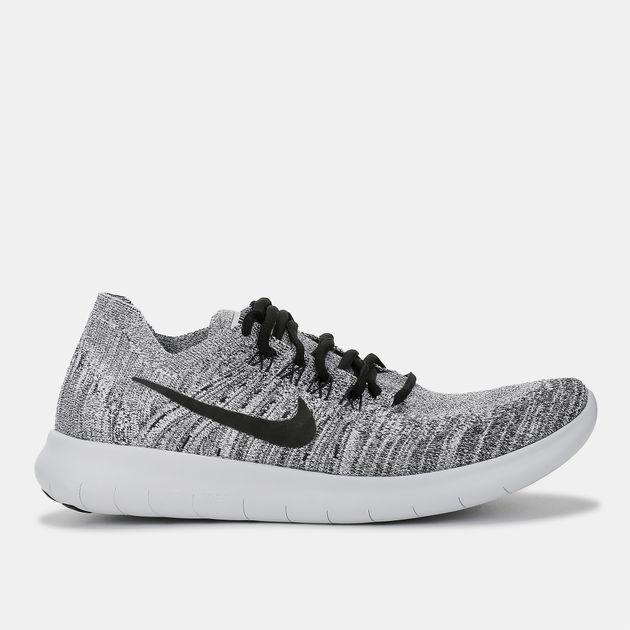 new arrival 8b6da f50e5 Shop White Shop White Nike Free RN Flyknit 2017 Shoe for ...