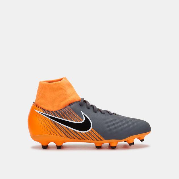 dd27d9cee Nike Kids  Magista Obra 2 Academy Pack Dynamic Fit Firm Ground Football  Shoe (Older