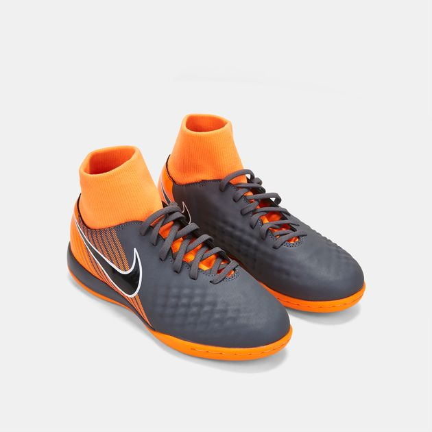 7e10c85dea9f Nike Kids  Magista ObraX 2 Academy Dynamic Fit Indoor Court Shoe (Younger  Kids