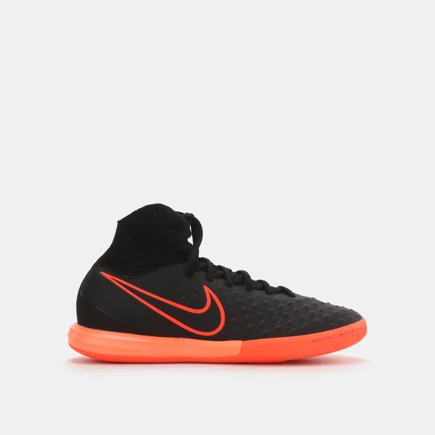 Nike Kids' Magistax Proximo II Indoor/Court Football Shoe