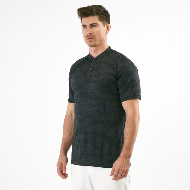 620d150c72 Nike Golf Men's Zonal Cooling TW Camo Polo T-Shirt   Polo Shirts ...