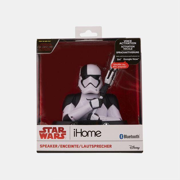 4c4ff0436a6 iHome Kids' Kiddesigns Star Wars Episode 8 Trooper Bluetooth Speaker -  Multi, 1269667