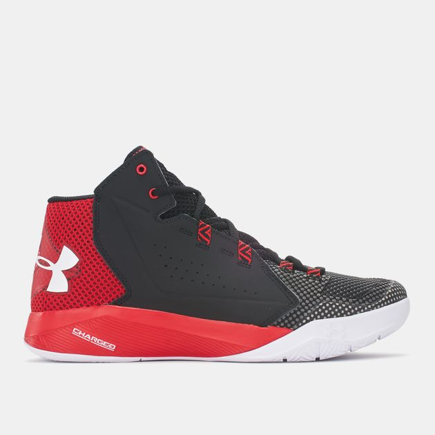 Under Armour Torch Fade High Basketball Shoe